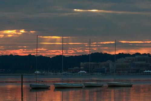 sunrise river boats dawn virginia potomacriver cloudscape dykesmarsh riverscape mywinners bellhavenmarina