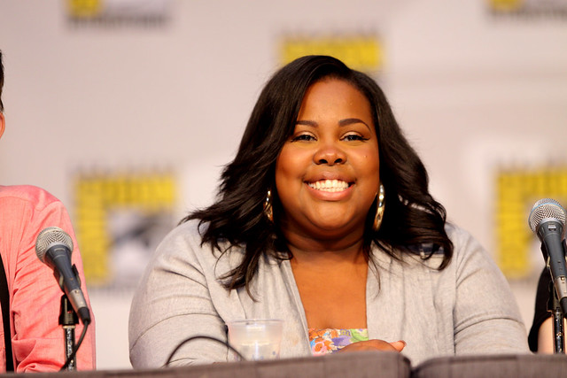 Header of Amber Riley (actress)