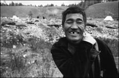 Mongolian gold mine