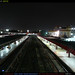 I N D B @ Night (Indore Broad gauge railway station)