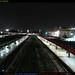I N D B @ Night (Indore Broad gauge railway station)