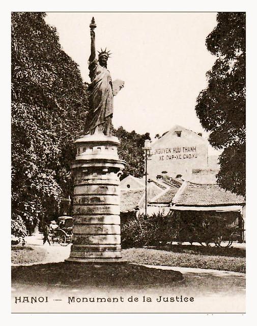 Hanoi - Monument de la Justice