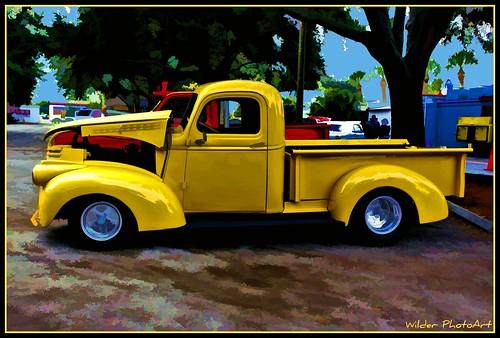 truck pickup