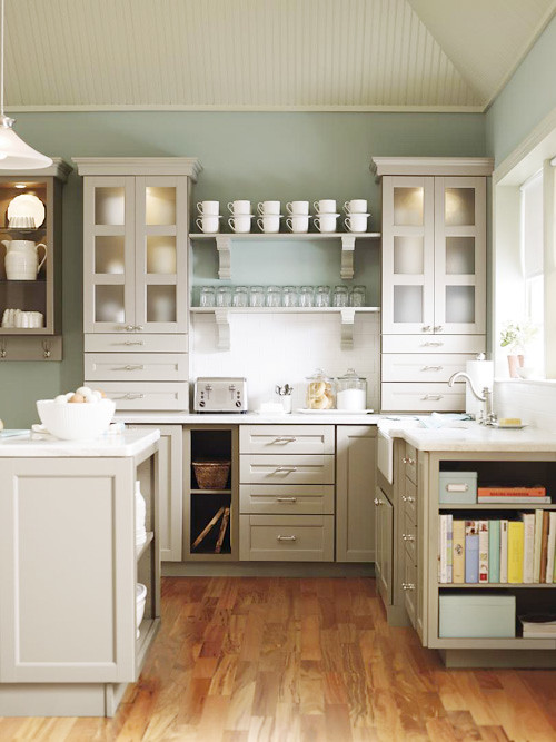 Martha Stewart Living Kitchens Decor8