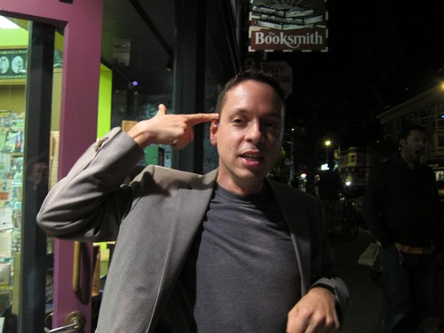 Markos Moulitsas, kos, book signing, Americ… IMG_2504