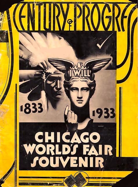 X Ray 1933 ... Chicago World...
