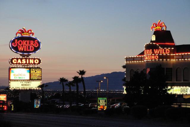 Henderson gambling
