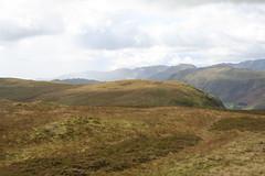 Arthur's Pike summit panorama 1