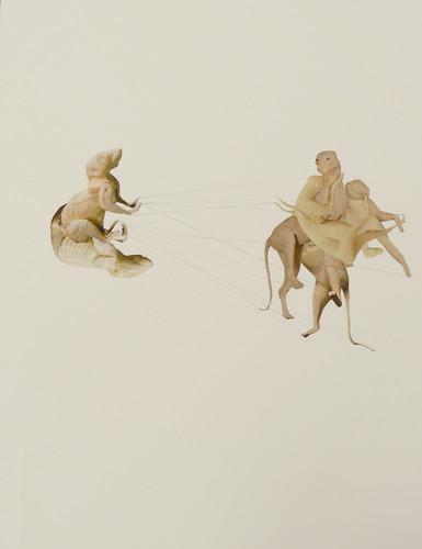 """Misako Inaoka """"Puppet Animals"""""""