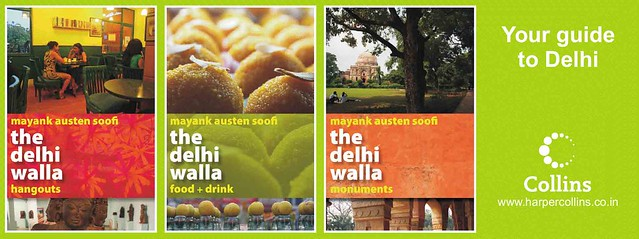 City Diary – The Delhi Walla Books