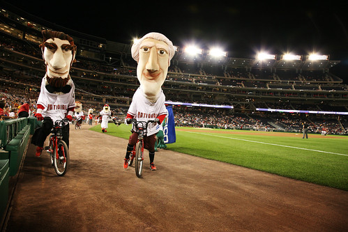 Capital Bikeshare at Nationals Park