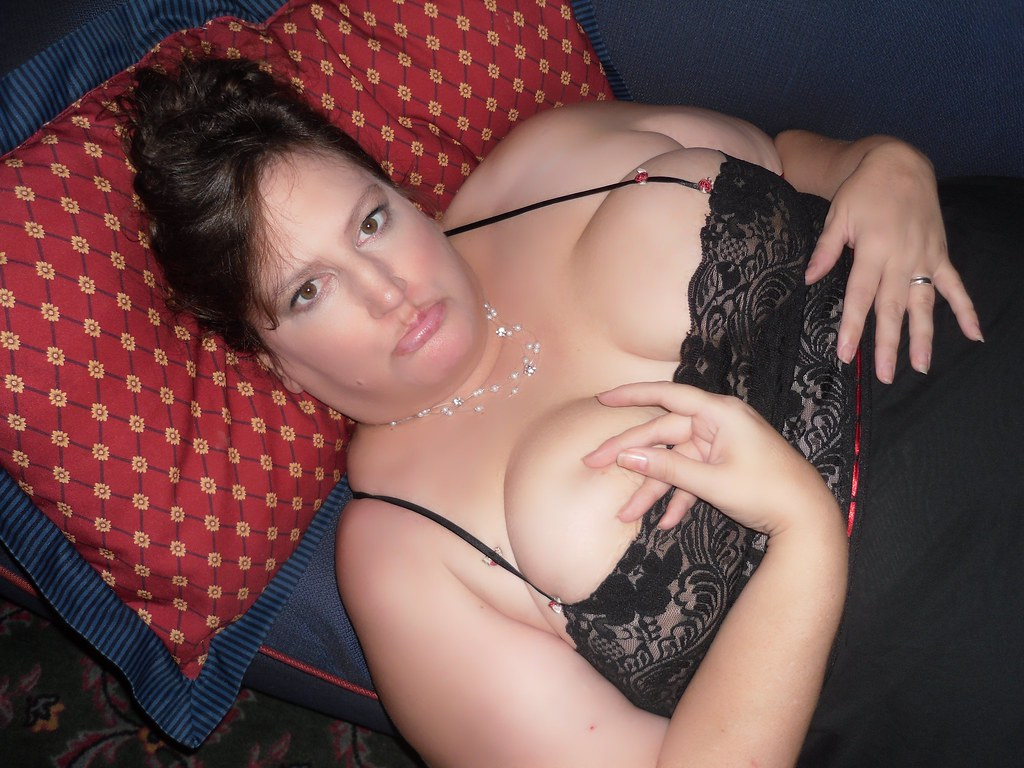 The bbw wife and her bbc