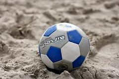 ball(1.0), close-up(1.0), blue(1.0), ball(1.0), football(1.0),