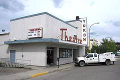 Yukon Cinema Centre, Whitehorse, Yukon - 2010