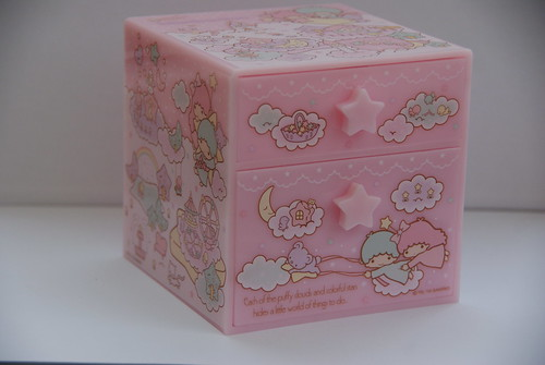 Sanrio Little Twin Stars Mini Chest drawers