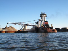 port, machine, vehicle, transport, ship, sea, dredging, offshore drilling, watercraft, boat, waterway,