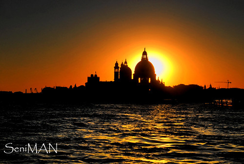 VENICE FINALE ...GOLDEN SUNSET...