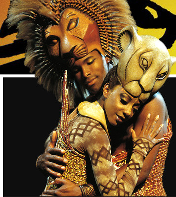 The Lion King Live Theatre