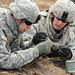 Claymore mine training