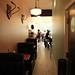 Interior deuce booths | Lucy's Eastside Diner