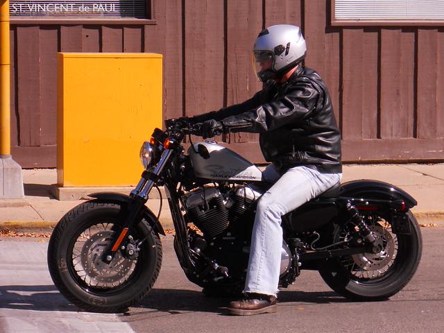 Harley Davidson Forty Eight Sto Ef Bf Bdd Ef Bf Bdmpfer