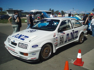 1987 Ford Sierra RS500 Cosworth Group A - Allan Moffat Bathurst