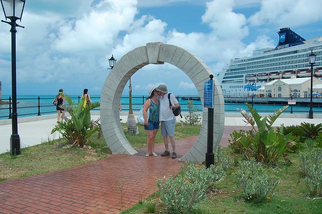 Moongates, lugares románticos en el mundo