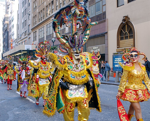2010 hispanic day parade new york city flickr photo