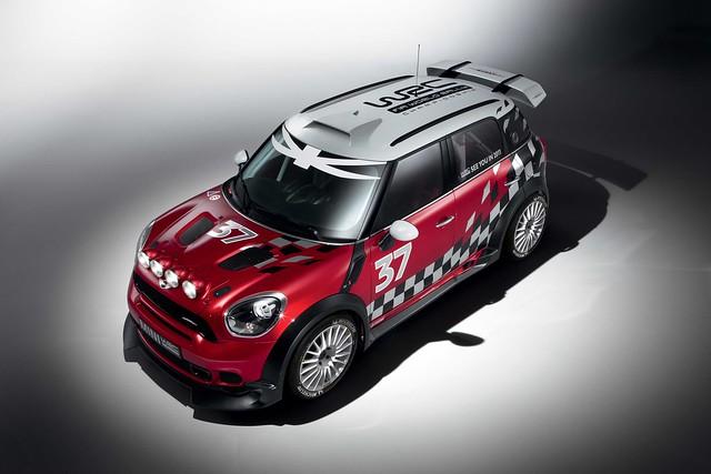MINI WRC high front 3Q