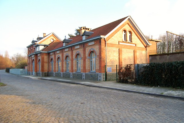 station Oostacker-Lourdes