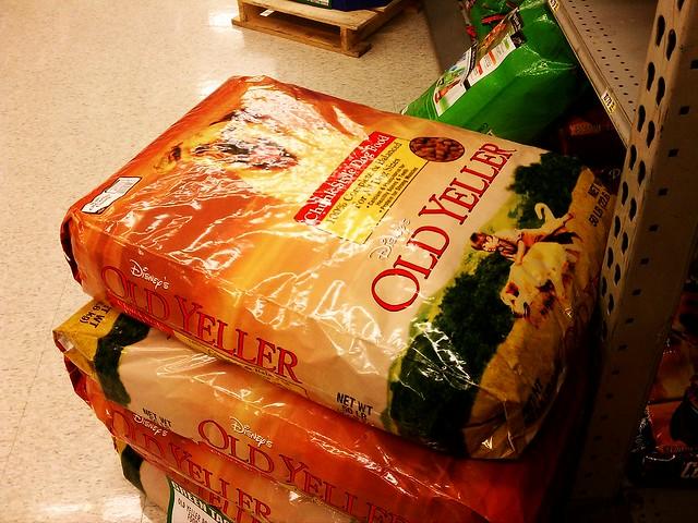 Disney's Old Yeller Dog Food