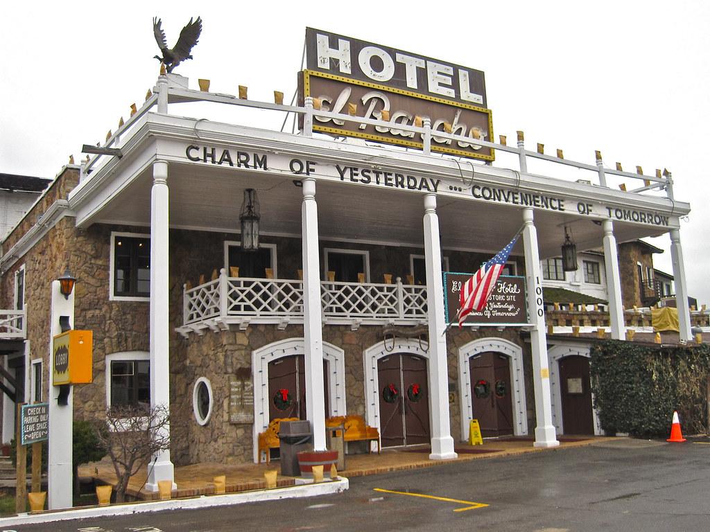 El Rancho Hotel, Gallup, NM