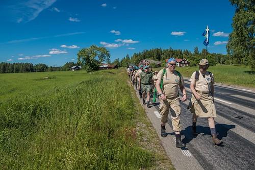 Veteranmarschen 2017