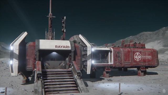 Star Citizen - Moon Outpost