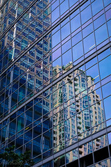 Downtown Seattle Edifice Reflections!