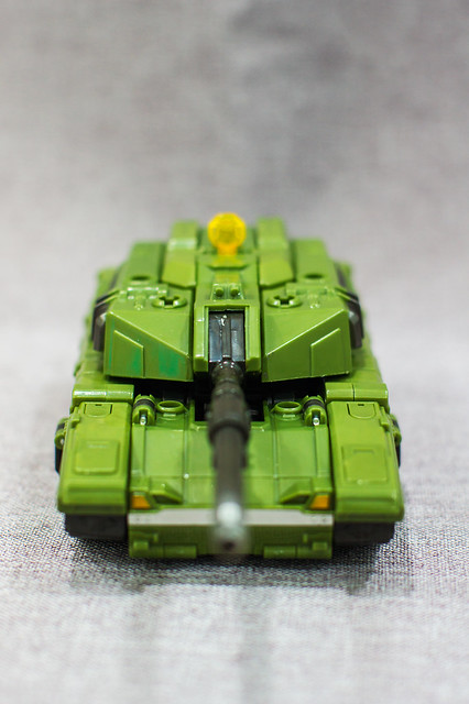 Brawl Tank Mode Front