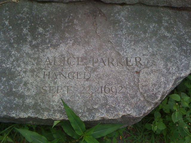 Header of Alice Parker