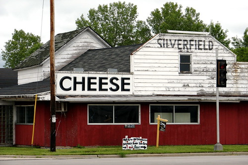 Silverfield Cheese Factory