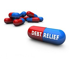 debt relief payday loan