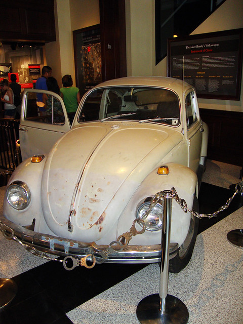 Ted Bundy's car | Flickr - Photo Sharing!