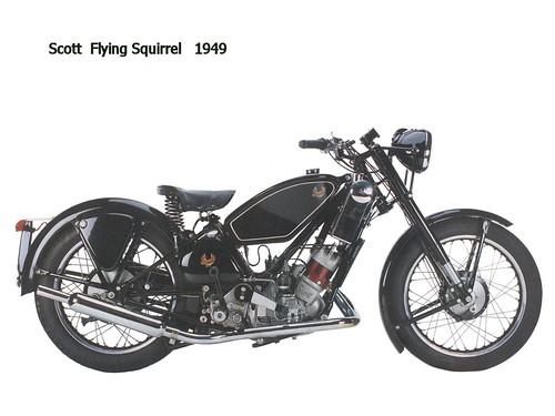Scott Flying Squirrel 1949