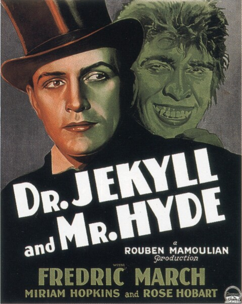 Dr. Jekyll And Mr Hyde (Poster)