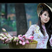 Lotus - Ao dai Vietnam - [Frontpage Explore]