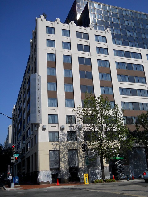 renaissance washington dc downtown hotel 999 9th street. Black Bedroom Furniture Sets. Home Design Ideas