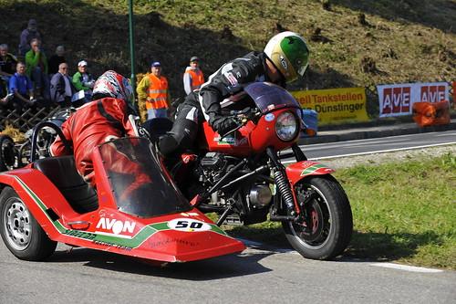 Moto Guzzi sidecar racer :: ru-moto classic motorcycles © Egger 5750