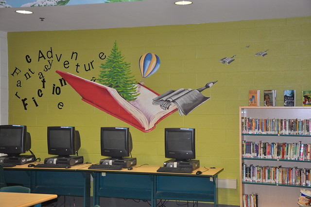 4967776903 e88ebc0d61 for Elementary school mural ideas