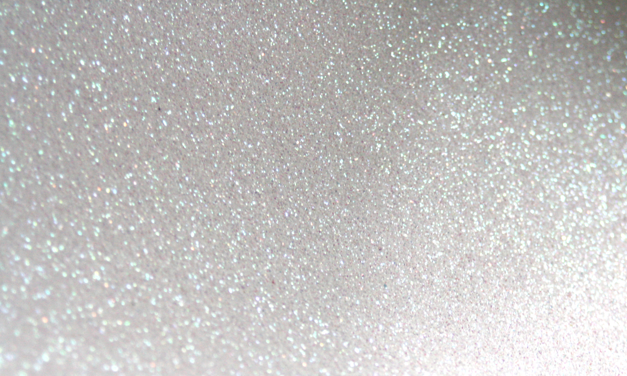Animated White Glitter...