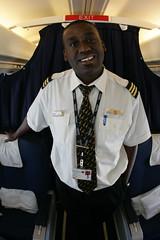 Zambezi Airlines Pilot