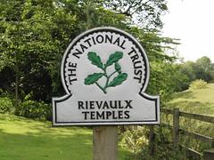 Rievaulx Temples / Abbey-Yorkshire.