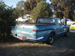 1962 Chrysler RV1 Valiant utility